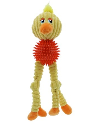 Play 365 Dog Toys Spike Society Duck Dog Toy