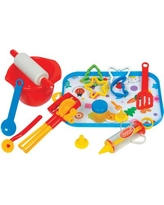 Gowi Toys Austria 17 Piece Baking Set 454-63