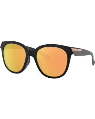 Oakley Women's Matte Black Low Key Sunglasses