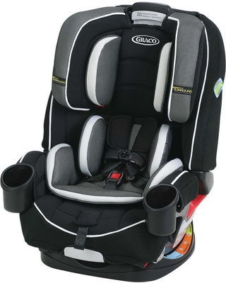 bef2b88badc6 Amazing Spring Deals on Graco 4-Ever All-In-One Convertible Car Seat ...