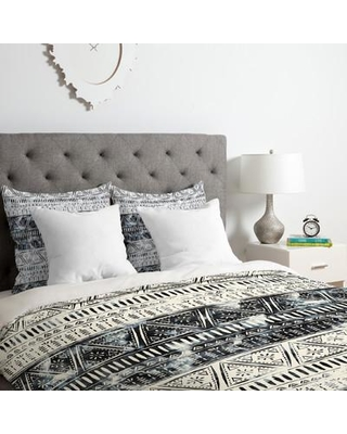 East Urban Home Mendhi Duvet Cover Set ESRB1777 Size: King