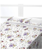 The St. Pierre Home Fashion Collection Louisiana 3 Piece Duvet Cover Set Louisiana Q / Louisiana K Size: Queen