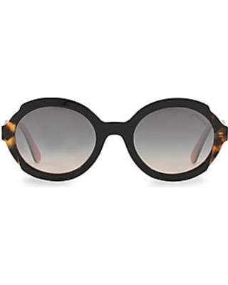 073ab0dc8c71 Amazing Spring Deals on Prada Women s 53MM Tortoise Gradient ...