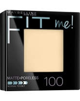 Maybelline Fit Me Matte + Poreless Powder 100 Translucent 0.29 oz