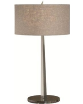 "Thumprints Tigers Eye 31.5"" Table Lamp 1093-ASL-2057"