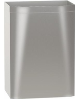 Bradley Corporation Diplomat Series Surface Mounted 16.5 Gallon Trash Can 3A15-11