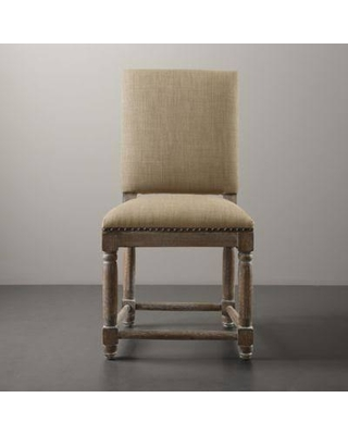 Madison Park Cirque Dining Chair (Set of 2) in Sand - Olliix FPF18-0185