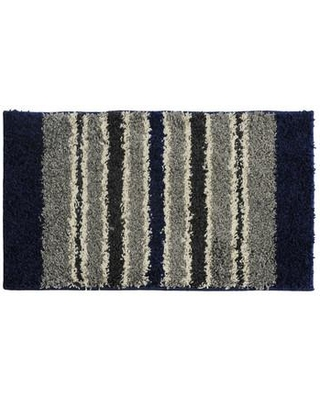 """Attraction Design Home Blue/Gray Area Rug DM1161 / DM1167 Rug Size: 1'6"""" x 2'6"""""""
