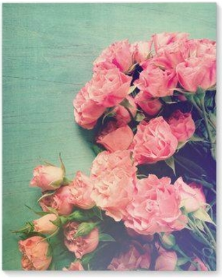 """House of Hampton 'Floral Lounge' Photographic Print W000673353 Size: 36"""" H x 24"""" W x 1.3"""" D Format: Wrapped Canvas"""
