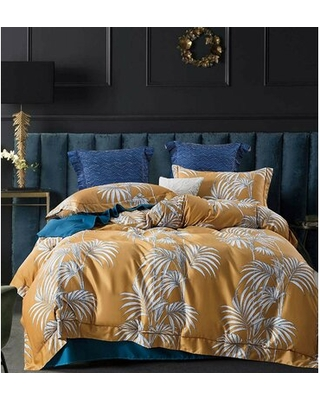 Check Out Some Sweet Savings On Steelville Minimalist Botanical Mod Duvet Cover Set Bay Isle Home Size Super King Duvet Cover 2 Pillow Cases