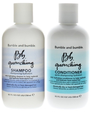 Bumble and Bumble Bb. Quenching Shampoo and Conditioner 8.5oz/250ml Combo - 8.5oz (8.5oz)