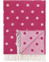 Eastern Accents London Throw ATE-6 Color: Pink