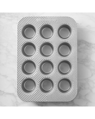 Williams Sonoma Cleartouch Nonstick Muffin Pan, 12-Cup