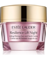 Estee Lauder Resilience Lift Night Lifting/firming Face And Neck Creme, Size 1.7 oz