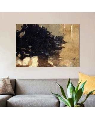 """East Urban Home 'Grotto' Graphic Art Print on Canvas ETRB3373 Size: 8"""" H x 12"""" W x 0.75"""" D"""