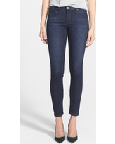 Women's Ag The Legging Ankle Super Skinny Jeans, Size 24 - Blue