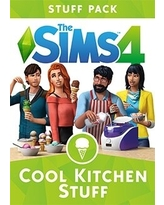 THE SIMS 4 COOL KITCHEN STUFF PACK - PC Gaming - Electronic Software Download