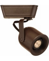 WAC Low Volt 808 LED Bronze Track Head for Juno Track System