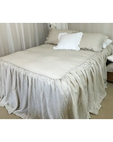 New Year New Deals On Linen Bedspreads