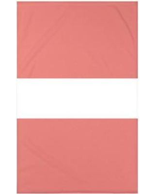 "e by design Narrow the Gap Stripe Print Polyester Fleece Throw Blanket HSN243 Size: 60"" L x 50"" W x 0.5"" D Color: Jade"