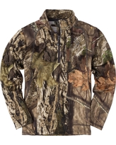 Browning Youth Wasatch 1/4 Zip Jacket, Size: Medium, Green