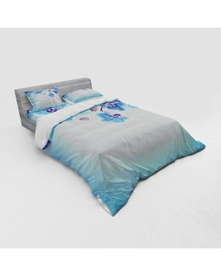 Duvet Cover Set East Urban Home Size: Queen Duvet Cover + 3 Additional Pieces