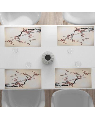 """East Urban Home 18.5"""" Placemat FCKP5205"""