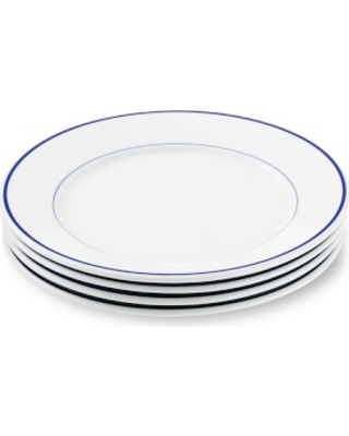 Apilco Tradition Blue-Banded Salad Plates Set of 4  sc 1 st  Better Homes and Gardens & Check Out These Hot Deals on Apilco Tradition Blue-Banded Salad ...