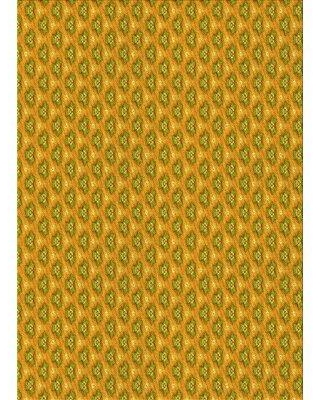 New Deal For East Urban Home Bossett Wool Yellow Area Rug Wool In Yellow Gold Size Rectangle 4 X 6 Wayfair 5a4e3637d20d4182a34d2035be81887d