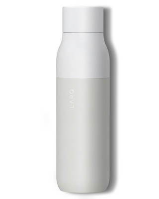 Larq Self Cleaning Water Bottle, Size One Size - White
