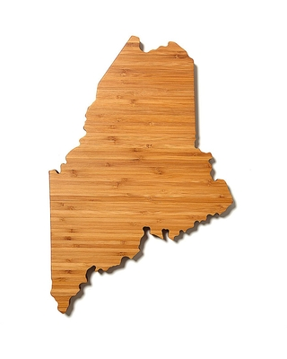 Maine - State Cheese Boards