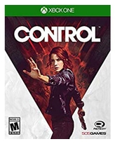 Control, 505 Games, Xbox One, 812872019611