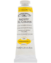 Indian Yellow Deep Winsor & Newton Artists' Oil Paint
