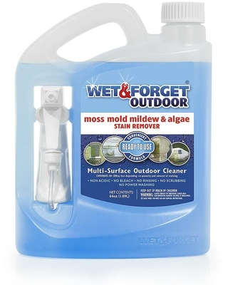 Wet and Forget 64-oz Multi-Surface Outdoor Cleaner   804064
