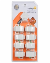 Safety 1st Complete Magnetic Locking System - White