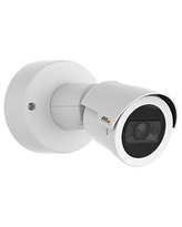 AXIS M2025-LE Wired Outdoor Network Camera, Black/White,Size: 1x