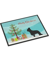 """The Holiday Aisle Briard Door Mat THLA3984 Mat Size: 1'6"""" x 2'3"""""""