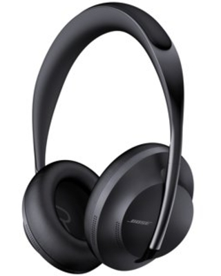 Bose Noise Cancelling Headphones 700 with Google Assistant - Black