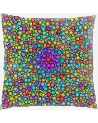 Rug Tycoon Points Throw Pillow PW-points-2381394