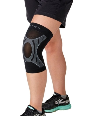 3e41458824 Score Big Savings on P-TEX PRO Knit Compression Knee Sleeve, Size: XL