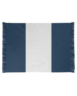 East Urban Home New England Football Blue Area Rug FCJK0274 Backing: Yes