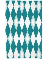 Ivy Bronx Sailer Beach Towel IVBX7468 Color: Blue