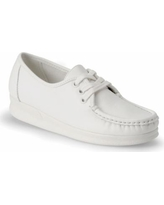 Nurse Mates Anni Lo - Womens 6 White Oxford Medium