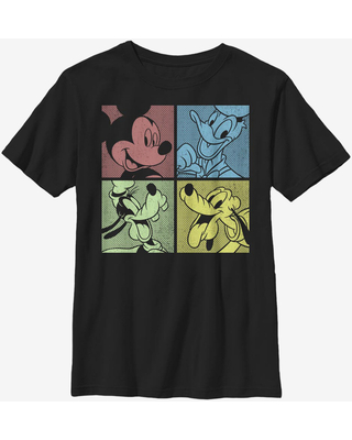 Disney Mickey Mouse Fab Four Youth T-Shirt