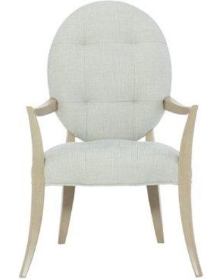 Bernhardt Savoy Place Tufted Upholstered Dining Chair (Set of 2) 371544
