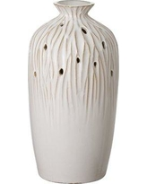 Bayou Breeze Kirkbride Sequoia Table Vase EMR2223 Color: White