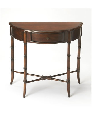 Butler Specialty Company Cherry Console Table Cherry - 3623024 - Traditional