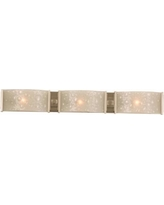 "Cirrus Collection 28 1/2"" Wide Bathroom Light Fixture"