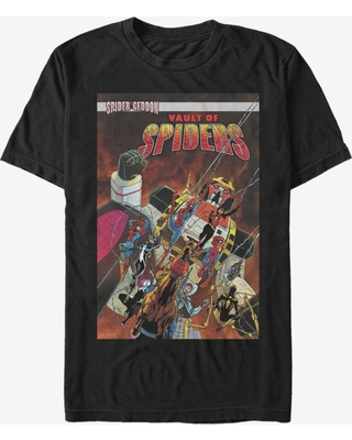 Marvel Spider-Man Vault Of Spiders T-Shirt