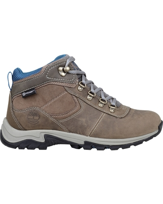 14a83717248 New Savings on Timberland Women s Mt. Maddsen Mid Leather Waterproof ...